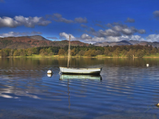 Highlights of Britain | Lake Windermere, Lake District, England, UK