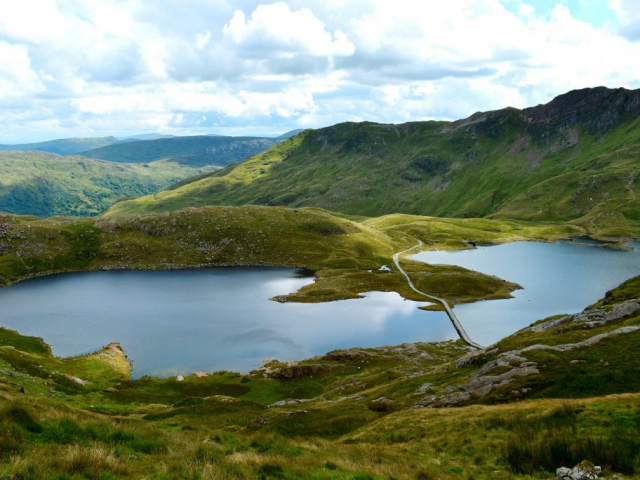 England, Scotland & Wales | Snowdonia National Park, Wales, UK