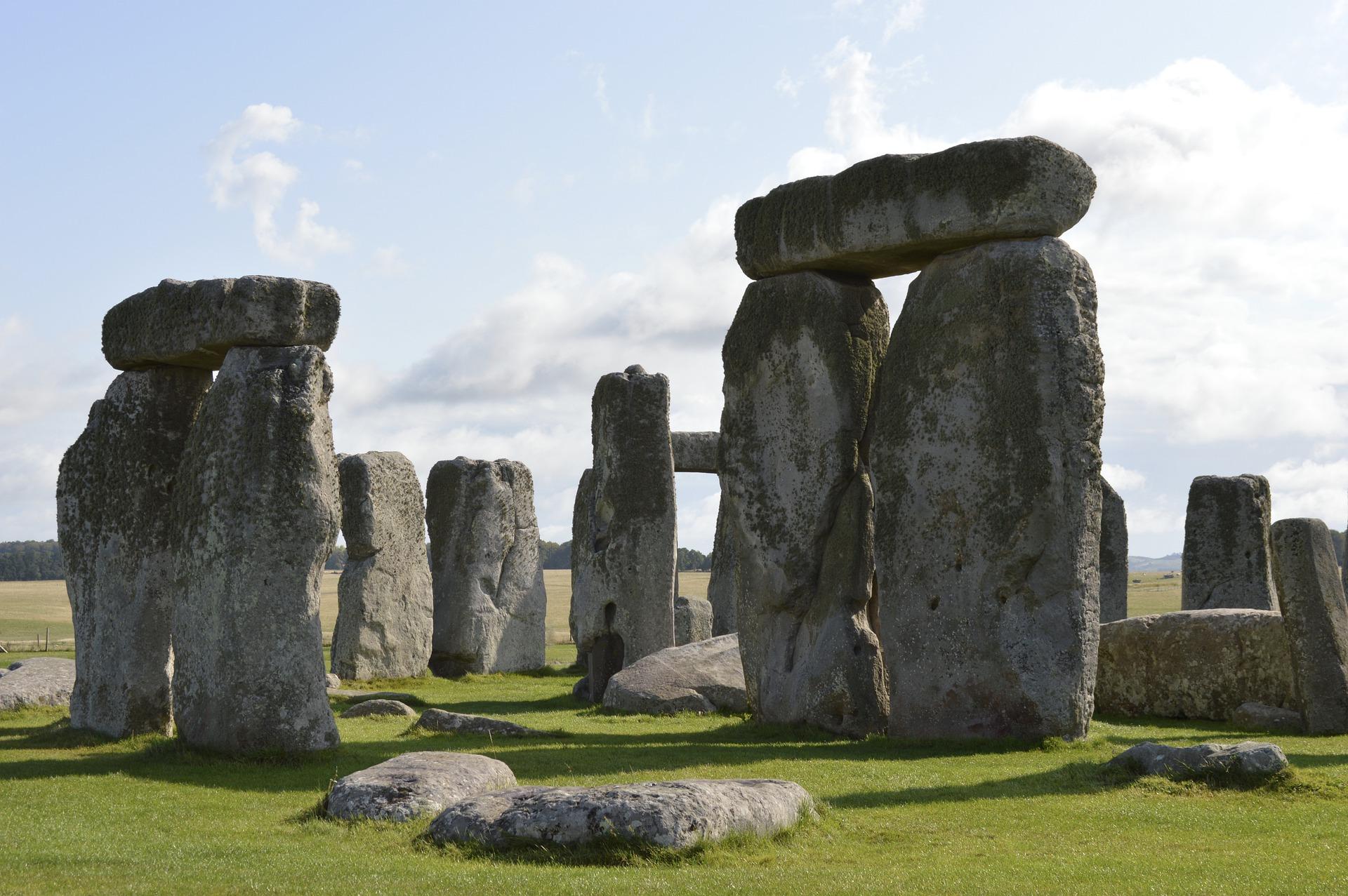 Amazing Britain | Stonehenge, Wiltshire, England, UK
