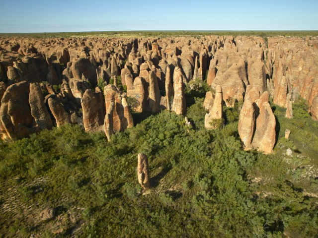 Central Australian Discovery | The Lost City, Top End Northern Terrritory
